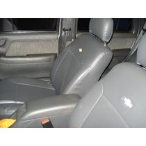 Capas Couro Courvim Automotivo Para S10 Dupla 5 Lugares 2005