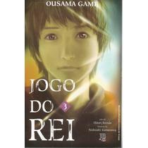 Jogo Do Rei 03 - Jbc - Gibiteria Bonellihq Cx379