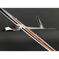 Planador Dynamic-s Calda Em V 1560mm Epo - Pnf