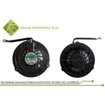 Fan Ventilador Lenovo Thinkpad Sl400 Sl500 43y9694 (170)