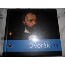 Cd Coleção Folha De Música Clássica N. 11 Antonin Dvorak
