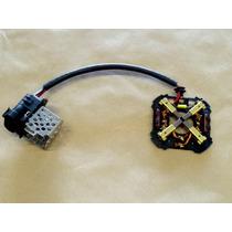 Porta Escova Ventilador Radiador C/resistencia Corsa Meriva