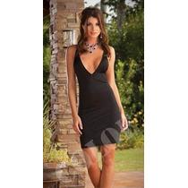Espectacular Sexy Vestido De Coctail
