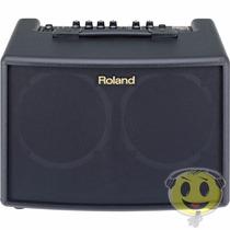 Cubo Amplificador Violao Roland Ac 60 - Credenciada Kadu Som