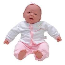 Boneca Bebê Ninos Cotiplás Parece De Verdade Frete Grátis