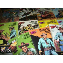 Tex Nº 15 -traição Na Trilha Do Ouro -2ª Edição - Vecchi-