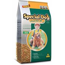 Ração P\ Cães Special Dog Adulto Vegetais 25kg