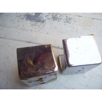 Batentes De Parachoques P/ Carro Antigo Dec. De 70 Raridades