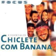cd do chiclete com banana 2012