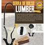 Serra De Bolso Lumber - Guepardo