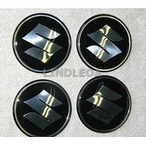 Emblemas Centro Rodas Suzuki Vitara Samurai Grand Sidekick