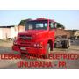 Kit Vidro Eletrico Caminhão Mercedes 1620 / 1214 E Atron
