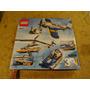 Lego 31001 Creator 3 Em 1- Monta 3 Carros Ou Lancha-lacrado