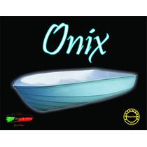 Barco Bote Fibra Onix Promoção 10x Sem Juros Casco Duplo !!