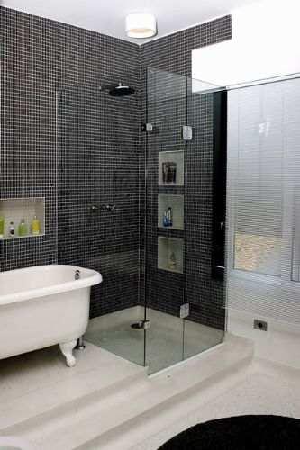 Box Banheiro Vidro Temperado 8mm Jardim França Zona Norte Sp  R$ 210,00 em M -> Box Para Banheiro Pequeno Mercado Livre