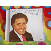 Victor Yturbe Piruli Cd 16 Exitos De Oro.1988