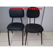 Cadeira Fixa 4 Pés (usado) Obs: Vendas Só P/recife