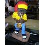 Miniatura Bob Marley Saxofone Marcelo E M