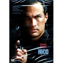 Dvd Nico (above The Law) 1988 - Andrew Davis