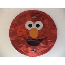 Globos Elmo Fiestas 10 Metálicos 9 Pulgadas Aire Eventos