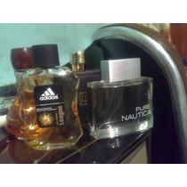Perfumes Nautica, Adidas, Element, Wild Country, Avon