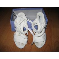 Zapatos Calandre Blancos