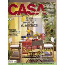 Revista Casa Claudia - 3 Apartamentos Pequenos