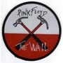Patch Tecido - Pink Floyd - The Wall (martelas) - Importado