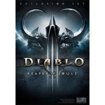 Blizzard Dlc Reaper Of Souls Diablo 3 Fisico Caja Pc Amd