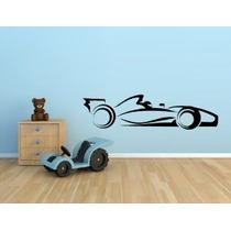 Race Indy Car Car F1 Racing Nascar Pared De Vinilo Sticker D