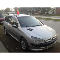 Peugeot 206 Break 1.4 Full Año 2005 Liquido 7900 Dolares