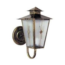 Arandela De Parede -iluminação Externa Cod 19 B