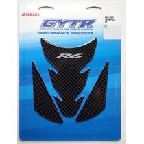 Yamaha R6 - Protector De Tanque (3 Piezas) Gytr