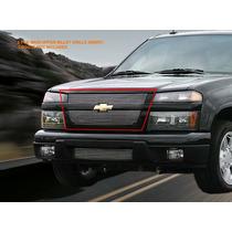 Chevrolet Colorado Parrilla Billet Acabado Espejo Importada