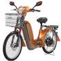 Fabrica Ecobikes Bicicleta Elétrica Motorizada 350w 48v
