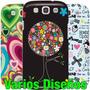 Estuche Samsung Galaxy S3 I9300 Carcasa Funda Fashion Case X