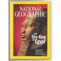 Revista National Geographic (inglés) Abril 2009