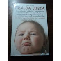 Livro Fralda Justa Adam Wasson