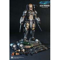 Hot Toys - Alien Vs Predador - Celtic Predator - 1:6 Figure
