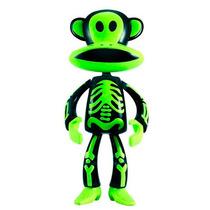 Figura Paul Frank Skeleton Julius Vinyl Art Halloween Mtv