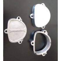 Mufla Prótese Dentária 06 Em Aluminio Resistente