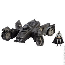 Batman - Batmobile - Batmovel - Mattel - Comic Con 2014 - Dc