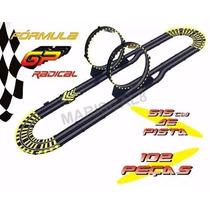 Autorama Elétrico Pista Corrida Formula Gp Radical 2 Looping