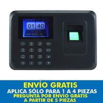 Checador Biometrico Control De Asistencia Huella Digital