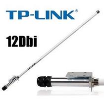 Antena Externa Wireless Omni 12dbi Tp-link 2.4ghz