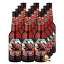 Kit 12 Cervejas Trooper Iron Maiden 330ml - Importada