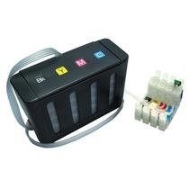 Sistema De Tinta Continua Epson Lleno T21 Tx100 Tx110