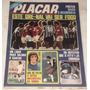 Revista Placar Nº 245 - Nov/1974 - Pôster Dario Atlético Mg