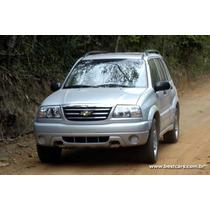 Sucata Peças Gm Tracker 2008 Gasolina Id:92*2613