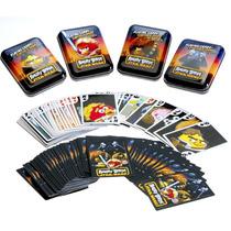 Lata De Cartas De Angry Birds Star Wars Edición De Colección